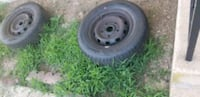 2 235/65/r16 tires with rim Baltimore, 21214