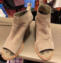 Dolce Vita open time booties, size 9 Kinston, 36453
