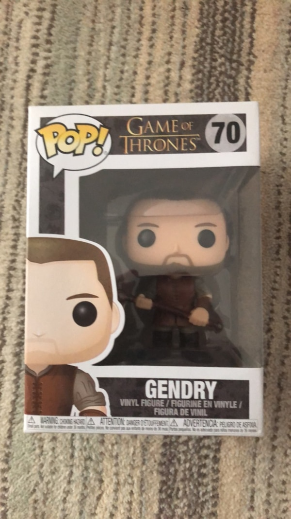 Game of Thrones Funko - Gendry c646fcc7-f9dd-4a95-a3c7-8a25e5d1726e