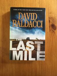 The Last Mile by David Baldacci Toronto