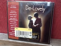 """Rare """"De-Lovely - Music From The Motion Picture"""" Movie Soundtrack CD - Brand New Chicago, 60622"""