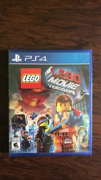 The LEGO Movie game for PS4 Not opened still has seal Mississauga, L5N 1Y2
