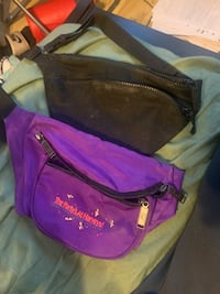 festival bags and fanny packs
