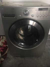 LG digital front loading washer  Dearborn Heights, 48127