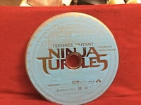 DVD - Teenage Mutant NINJA TURTLES. by Nickelodeon Coatesville, 19320