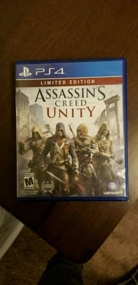 Assassin's Creed Unity PS4 Lakewood, 98499