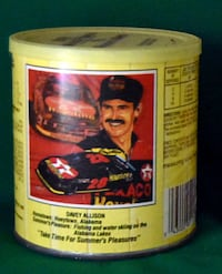 Davey Allison lemonade can Winchester, 22601