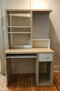 $30 - IKEA MIKAEL WorkStation with Magnetic White Board