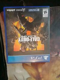 Selling a Black Ops 4 for PS4 that is 2 months old Toronto, M5V