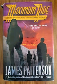 Maximum Ride - by James Patterson