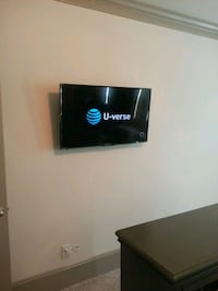 TV installation Houston