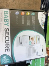 Summer Infant Baby Secure box Mississauga, L4X 2A9