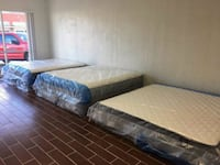 Everything new in plastic. Mattress sale. Fcfs Temple, 76504