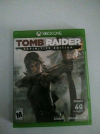 Tomb raider definitive edition Xbox one Virginia Beach, 23452