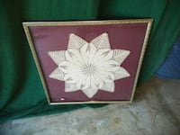 white and pink flower painting 2175 mi