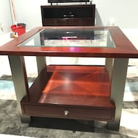 Solid wood side table Coral Springs, 33065
