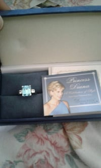 Princess Diana Unique Ring  Vaughan, L4H 1M8