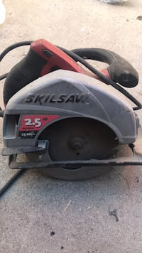 gray and black Skilsaw circular saw Los Ángeles, 91401