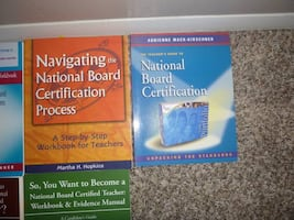National Board Textbooks