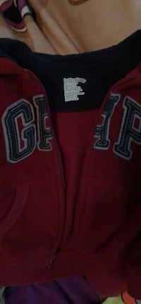 red and white San Francisco 49ers jacket Englewood, 45322