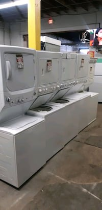 GAS OR ELECTRIC LAUNDRY CENTER $299.00 & UP