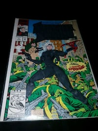 Marvel silver Sable no. 1  Kitchener, N2P 1R7