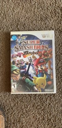 Super smash bros brawl wii  Columbus, 43201