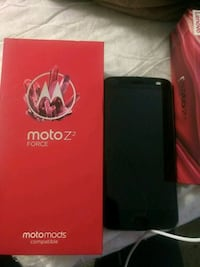 Moto Z2 Force unlocked never used Mission Viejo, 92692