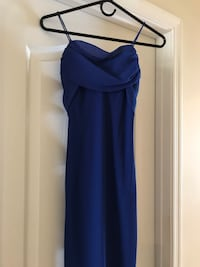 Royal Blue Formal Dress Sterling, 20165