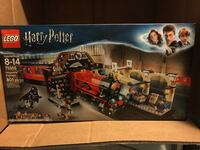 HARRY POTTER lego sets. (4) total, all brand new factory sealed box sets   Houma, 70360
