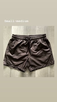 GG brown and black swimming shorts  Mississauga
