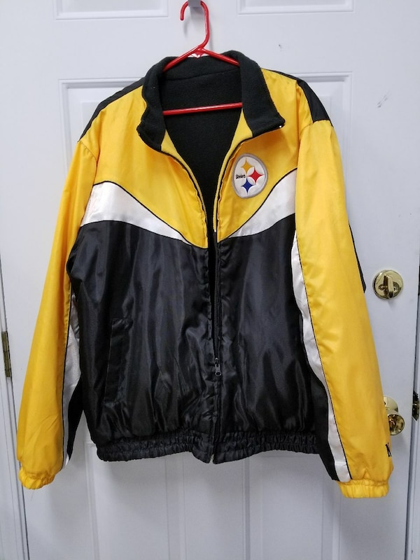newest fcbd9 439a8 Official Steelers jacket