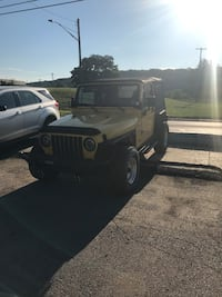 Jeep - Wrangler - 2001 for sale or trade make me a offer New Castle