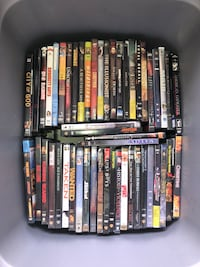 Assorted dvd movie collection Henderson, 89002