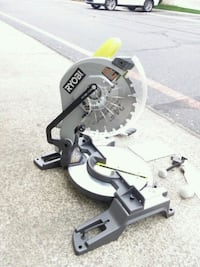 """ryobi 10"""" in Compact miter saw with láser  Westminster"""