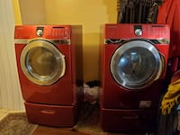 Samsung Front Load Washer Dryer Set Burtonsville, 20866