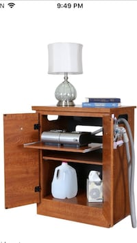 Cpap nightstand and storage Burlington, L7R