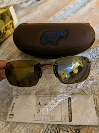 Brand NEW Maui Jim Alaka-I Polarized H743-23