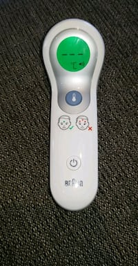 Braun No Touch Baby Thermometer