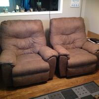 2 Recliners Chester, 23836