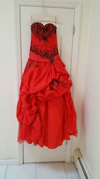 Prom special, Derek Kiang dress, size 10 altered Marlboro Township, 07746