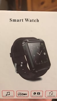 black smartwatch Lakeside, 92040