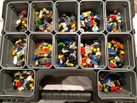 Huge collection or lego figurines Hamilton, L9C 3B9