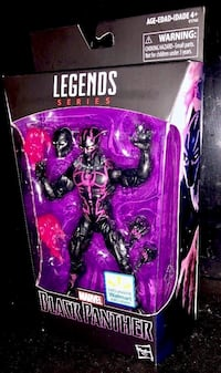 Marvel legends black panther Walmart exclusive  Downey, 90242