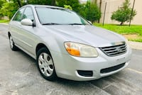 2008 Kia Spectra Drives Excellent New Car Smell Silver Spring