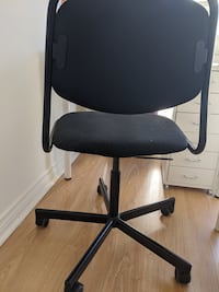 Office Chair (Black - from Ikea) Toronto, M5G 0A6