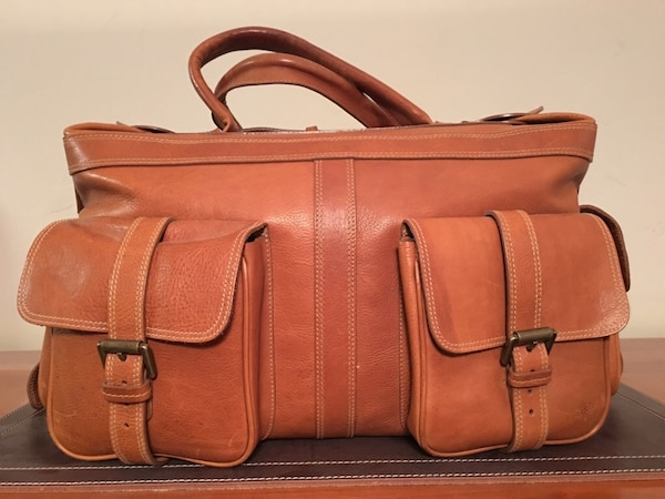 c573dc3fce66 Used Mulberry Eastwood leather Weekend Bag for sale in Riverton - letgo