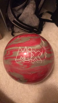 BRAND NEW storm mix bowling ball (12lbs) Centreville, 20121