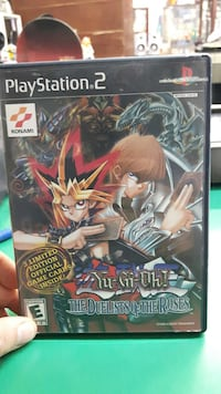 ps2 yu gi oh! the duelist of the roses Essa, L0M