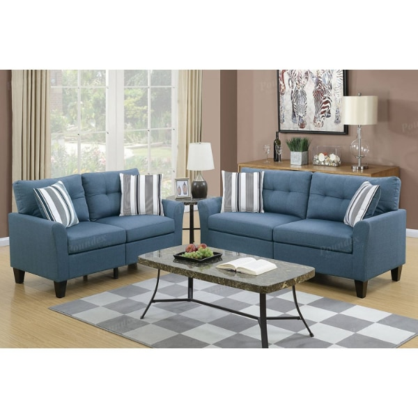 Phenomenal 2 Pcs Sofa Set Brand New Free Home Delivery Sf Bay Area Pabps2019 Chair Design Images Pabps2019Com